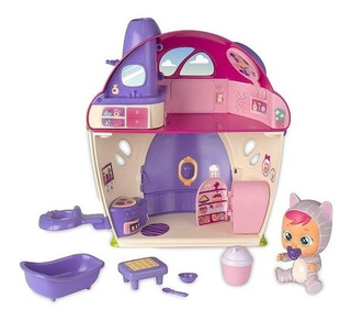 Super Casa De Katie Cry Babies Magic Tears Imc Toys 97940