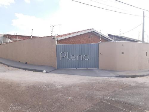 Casa À Venda Em Jardim Planalto - Ca028331