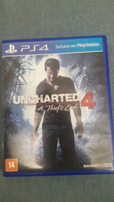 Uncharted 4 A Thielf