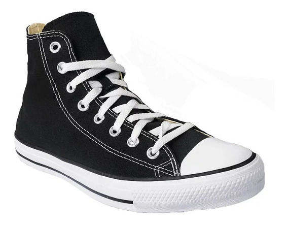 Tênis All Star Converse Ct00040002 Preto/preto Original