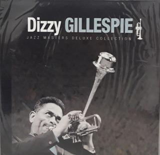Vinilo Dizzy Gillespie Jazz Masters Deluxe Collect Lp