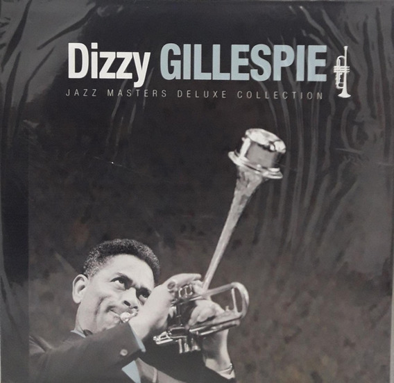 Vinilo Dizzy Gillespie Jazz Masters Deluxe Collect Lp