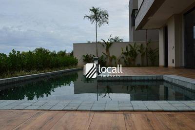 Casa Residencial À Venda, Residencial Quinta Do Golfe, São José Do Rio Preto. - Ca1653