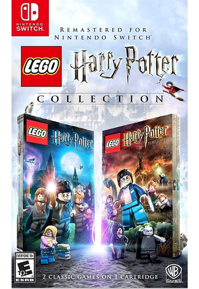 Lego Harry Potter: Collection - Switch Lacrado