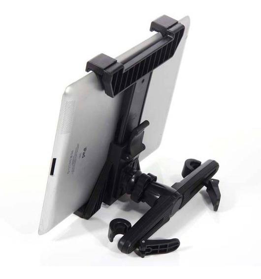 Suporte Veicular Para Tablets Com Clip Para Encosto Do Banco