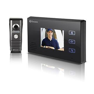 Intercomunicador De Video De Interfono Swann Swhom-dp870c-us