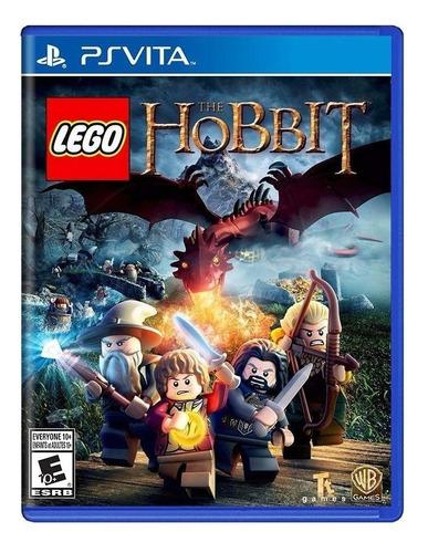 Lego The Hobbit Ps Vita Mídia Física Novo Lacrado