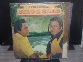 Lp Zilo & Zalo Chora Coração Cód--01