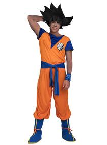 Disfraz De Goku Original New Toy