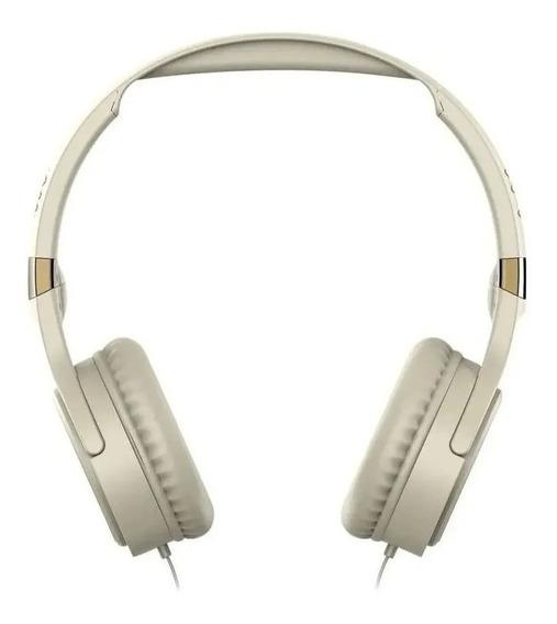 Headphone Philco Bege Pfo02g Bivolt