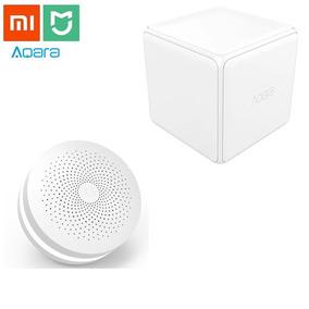 Xiaomi Gateway Multifuncional Mijia + Cubo Magico Smart Kit