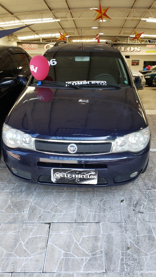 Fiat Palio Weekend 1.8 Hlx Flex 5p 2006