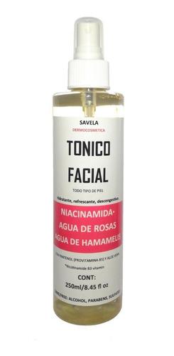 Imagen 1 de 2 de Tónico Facial Con Niacinamida,250ml