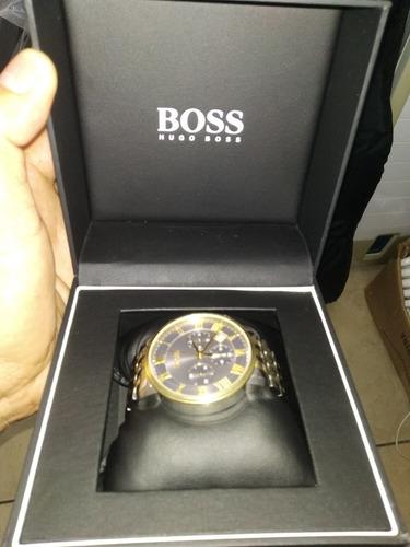 Relógio Hugo Boss Original Novo Na Caixa