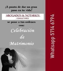 Celebracion De Matrimonio
