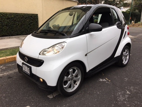 Smart Fortwo Coupe Black & White 2013