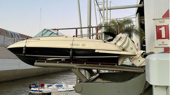 Eclipse 18 Cuddy 2010 Motor Evinrude Etec 115 Hp Impecable