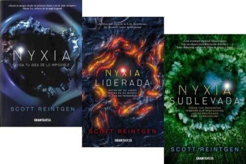 Imagen 1 de 5 de Scott Reintgen - Saga Nyxia - Nyxia + Liberada + Sublevada
