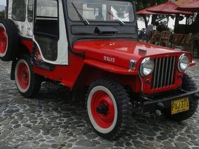 Jeep Willys 1946, Info: 3218015764