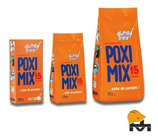 Poximix Exterior Repara Grietas X 5kg - Mat Melian