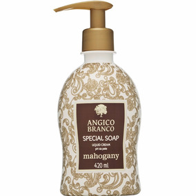 Sabonete Liquido Angico Branco 420 Ml