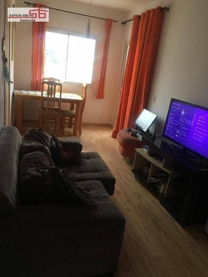 Apartamento Com 2 Dormitórios À Venda, 55 M² Por R$ 265.000 - Casa Verde Alta - São Paulo/sp - Ap3080