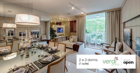 Apartamento Para Venda, 2 Dormitórios, Jardim Prudência - São Paulo - 2545