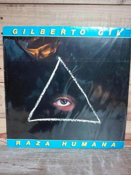 Lp Gilberto Gil Raza Humana Vamos Fugir Vinilo Original 1984
