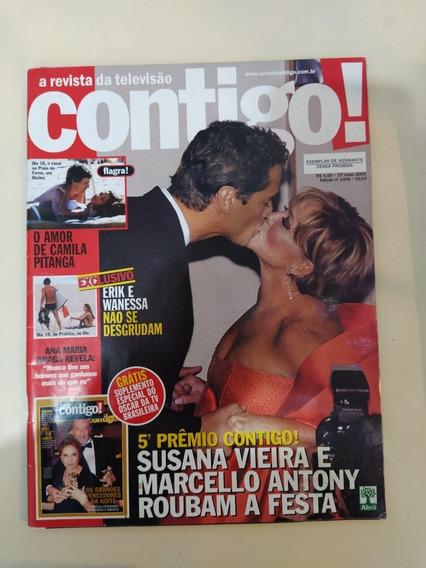 Revista Contigo Susana Vieira Eva Wilma Wanessa Angélica