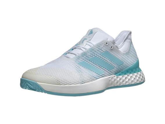 Tenis adidas Adizero Ubersonic 3 Blanco