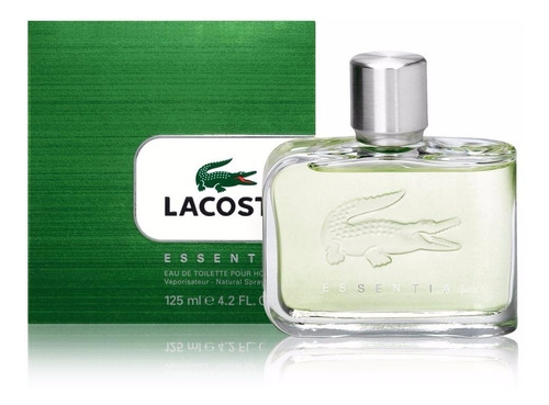 Perfume Lacoste Essential Hombre - mL a $720