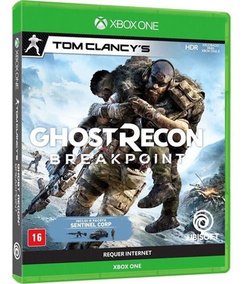 Ghost Recon Breakpoint Xbox One Português Física