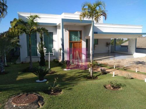 Imagem 1 de 22 de Casa Com 4 Dormitórios À Venda, 600 M² Por R$ 2.800.000 - Parque Village Castelo - Itu/sp - Ca0284