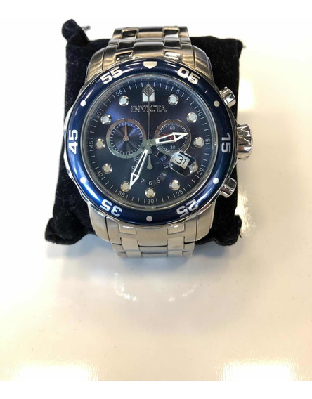 Relógio Invicta No.0070 100% Original