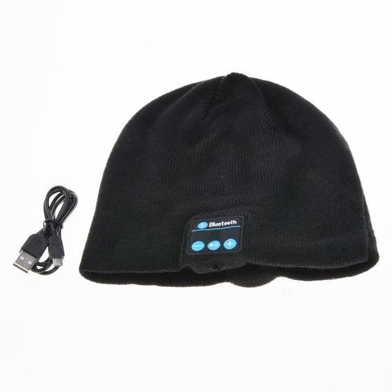 Sombrero De Punto Cálido Gorra Inteligente De Alta Tecnolog