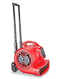 Soplador Portatil De Aire Con Asa-ruedas Para Secado Rapido.
