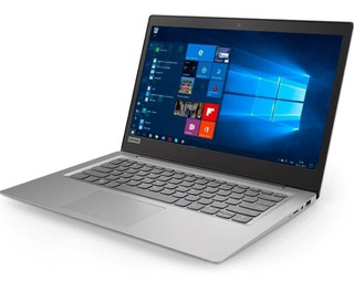Notebook Lenovo Ip S130-14igm N4000 2g 32gb Ssd 14 Cuotas