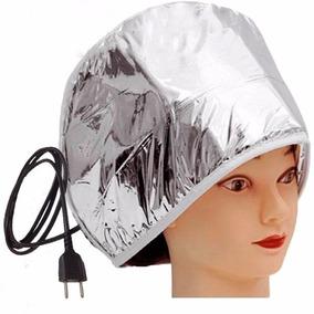 Touca Térmica Elétrica Para Tratamento Capilar 110v Ou 220v