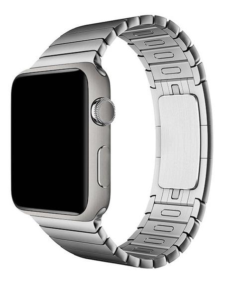 Adesivo Proteção Aço Escovado Para Apple Watch 42mm