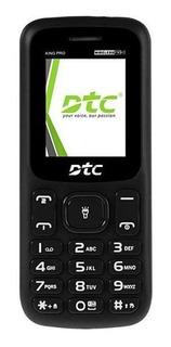 Celular Dtc King 2 Chip Rádio Fm E Aceita Cartao Sd Promoção