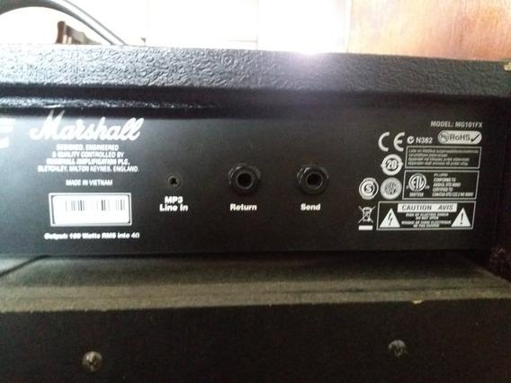 Amplificador Marshall 101 Fx - 175 Watts - Usado