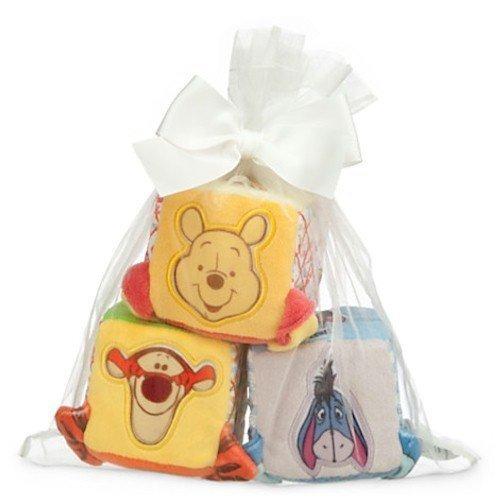Imagen 1 de 1 de Disney Winnie The Pooh Y Bloques Pals Suaves Para El Bebé