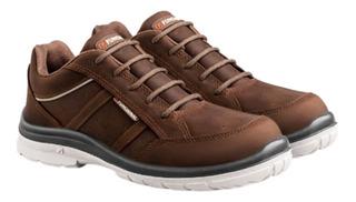 Zapato De Seguridad Ultraliviano Funcional Horizon Talle 43
