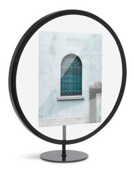 Porta Retrato Infinity 13x18 Cm Preto Umbra Umbra