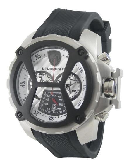 Relógio Lamborghini Masculino Original Barato Lançamento