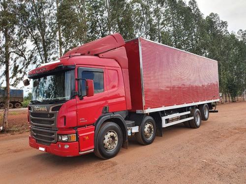 Bitruk Scania P310 8x2 Opticruise