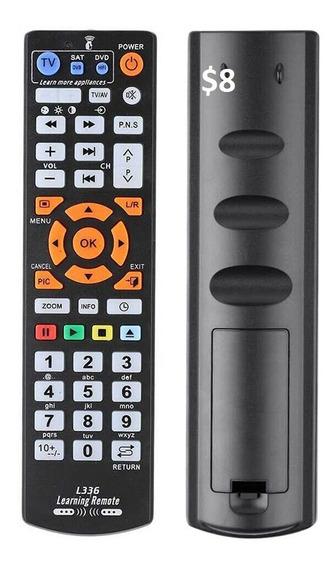 Control Remoto Universal Tv Dvd Deco Infrarrojo De Aprendiza