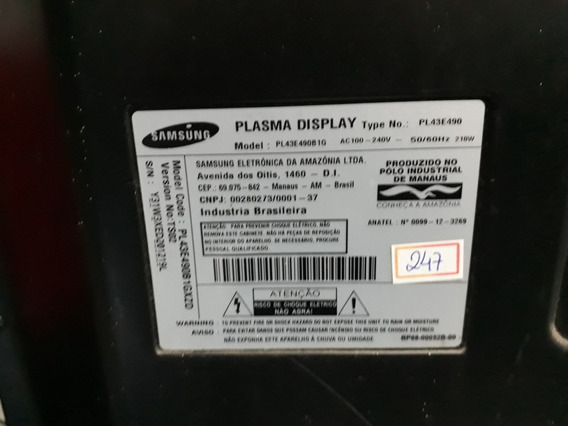 Peças Tv Samsung 42