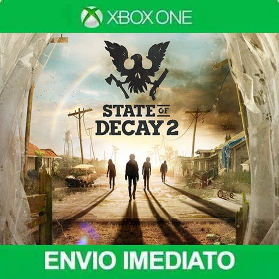 State Of Decay 2 - Xbox One - Original - Promoção