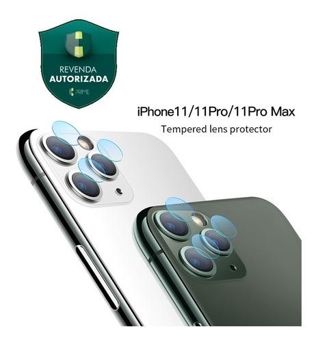 Imagem 1 de 4 de Película Câmera iPhone 11 Pro E Pro Max Hprime Lens Protect